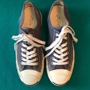 Converse Jack Purcell Low Top Sneakers Sz 9.5